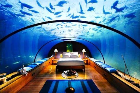 Suite Neptune Underwater Luxe Travel Report Neptune Hotel Fiji