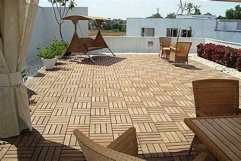 Backyard Tiles Ideas The Idea Of Outdoor Flooring Concrete Homesfeed