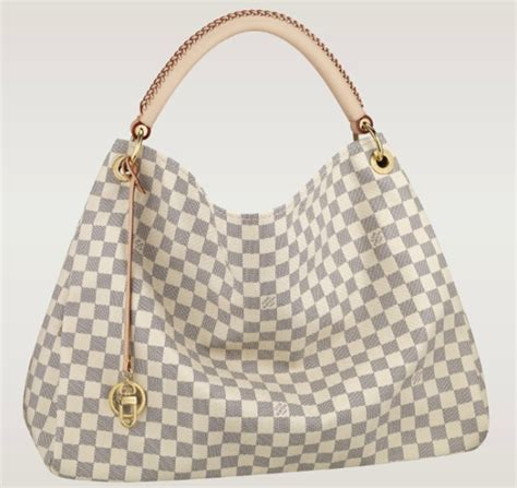 Jual Tas Lv Louis Vuitton Mm Damier Ebene Mirror Quality 1 1 Origina 3 louis vuitton artsy gm damier azur canvas n41173