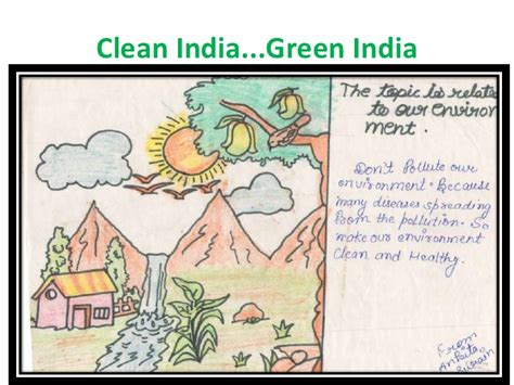 Mission Clean India Essay by Clean India