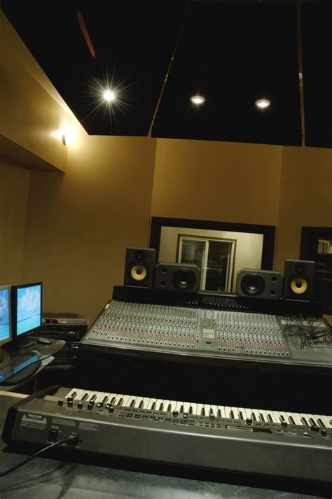 Home Recording Studio Construction Remodel And Also A Turnkey Recording Studio Rwt