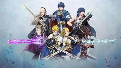 emblem warriors gets a release date and a special edition