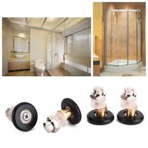 roller shower door new 4 partiality shower door roller wheel pulley 27mm