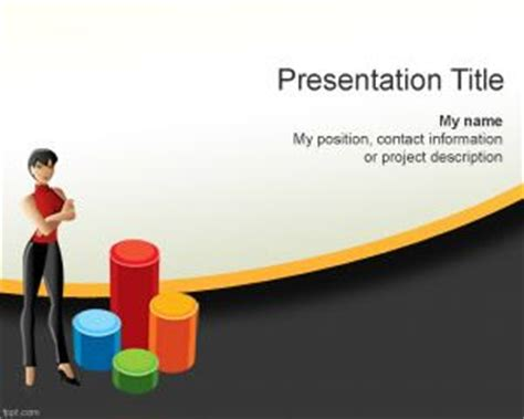 ppt templates for entrepreneurship 12 best woman powerpoint templates images on pinterest