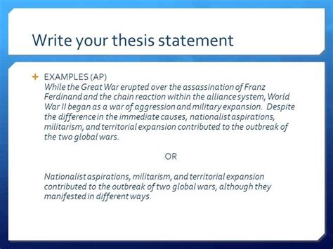 Essay On Is Stronger Than by A Recipe For Writing A Strong Thesis Statement