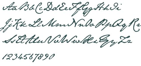 Tattoo Font Generator Jane Austen | tattoo fonts jane austen
