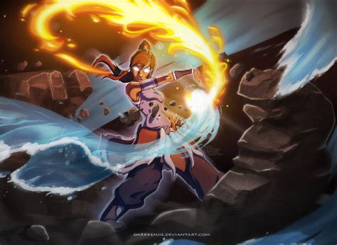 Wizard Lava L by Excuse Me While I Fangirl Legend Of Korra