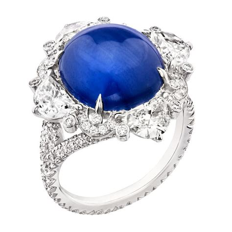 Blue Sapphire 10 94ct 9282 best jewellery design inspiration images on