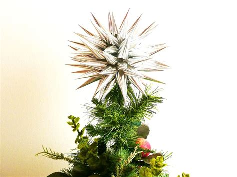 Handmade Tree Topper - loving handmade decor the sweetest occasion