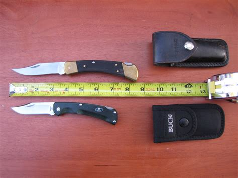 buck 112 ecolite tm paperstone knife armadillo times