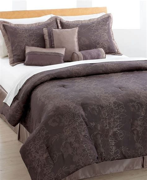 nice bedding sets nice for guest room 7 piece king comforter set 100