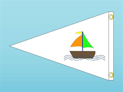 boat flags us boat flag vector art graphics freevector
