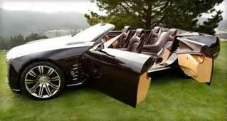 Cadillac Ciel Projected Price Cadillac Luxury Convertible Concept Car Ciel
