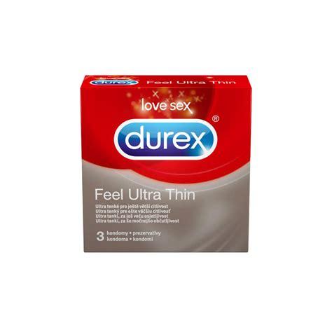 Durex Fit 3 Pcs feel ultra thin kondomi durex hr