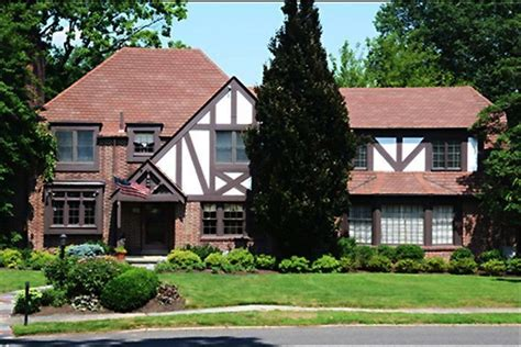 tudor style haddonfield home for sale philadelphia magazine