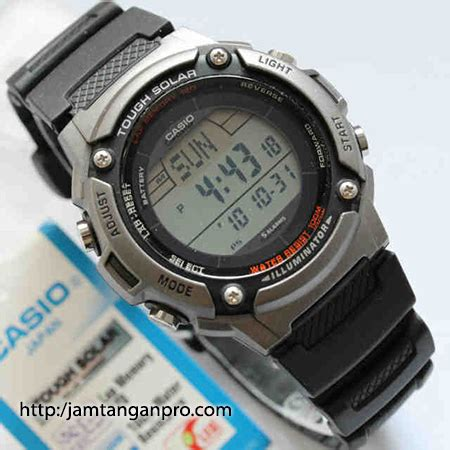 Jam Tangan Casio Ae2000w Digital jam tangan casio ws200h 1av original tough solar jam