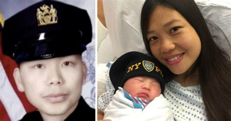 Baby Does 1716 T1310 2 officer s widow gives birth to husband s baby two years after he was slain