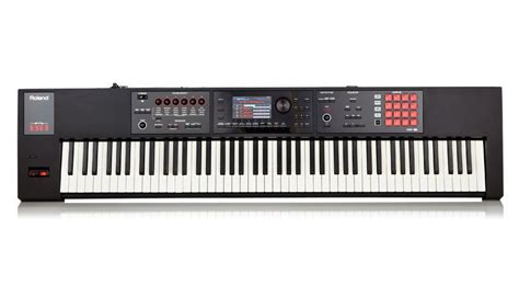 Keyboard Roland Fa 08 roland fa 08 synthesizer review musicradar