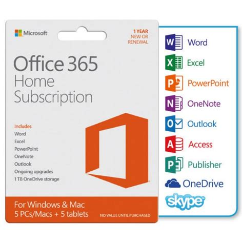 microsoft office 365 home 5 pc mac 1 jaar hardware expert