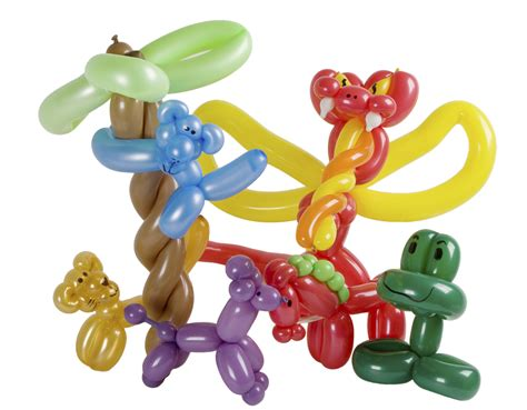 balloon twister an enchanted party