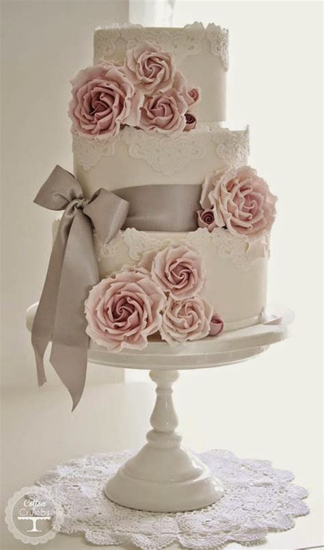 Engagement Home Decorating Ideas by Lace Wedding Cakes Belle The Magazine