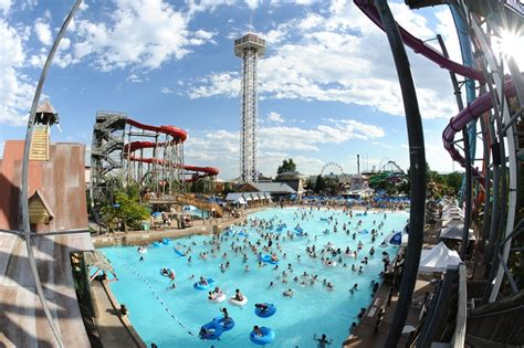 Elitch Garden Hours by Commotion Elitch Gardens Theme And Water Park
