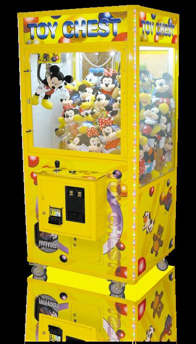 Smart Industries Toy Chest Cranes