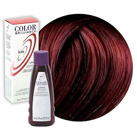 images of color brillance hair color 7cv 6rv light burgundy blonde permanent liquid hair color