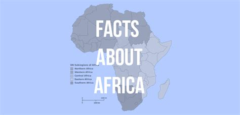 7 Facts On by 49 Amazing Facts About Africa The 7 Continents Of The World