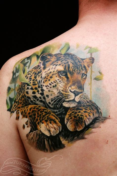 leopard tattoo images designs been impressed with a tattoo show it here page 795