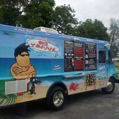 truck south florida big kahuna truck not your everyday