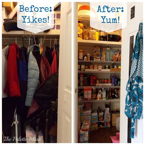Turning A Closet Into A Pantry by Turn Closet Into Pantry Roselawnlutheran