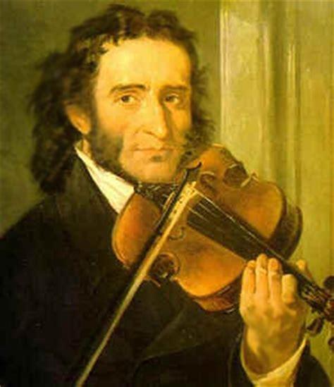 niccol 242 paganini biografia i utwory kompozytora