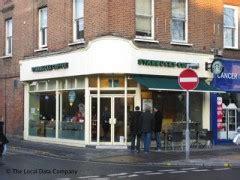 starbucks coffee  chiswick high road london cafes snack shops tea rooms  turnham