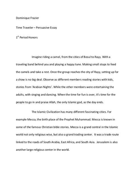 format font makalah islamic persuasive essay