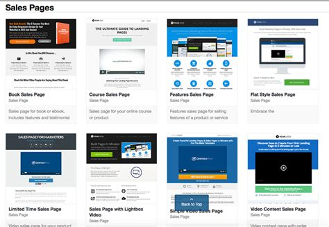 optimizepress blog templates choice image templates