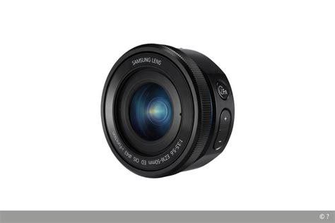 Kamera Samsung F2 5 samsung 16 50mm f2 2 8 ois und 16 50mm f3 5 56 pz ois