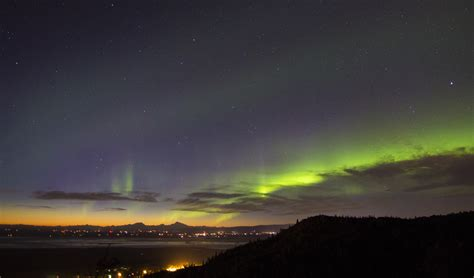 anchorage alaska northern lights image gallery northern lights forecast anchorage