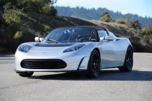 Electric Sports Car Tesla Price 2011 Tesla Roadster Reviews Test Drives Green Car Reports