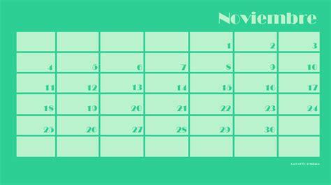 calendario para escritorio windows 7 fondo de escritorio calendario noviembre 2013 la te