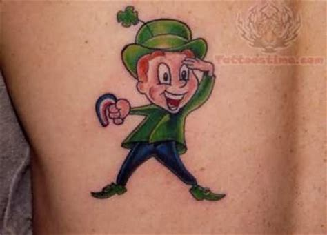 lucky charms leprechaun talesofthetatt tattoo