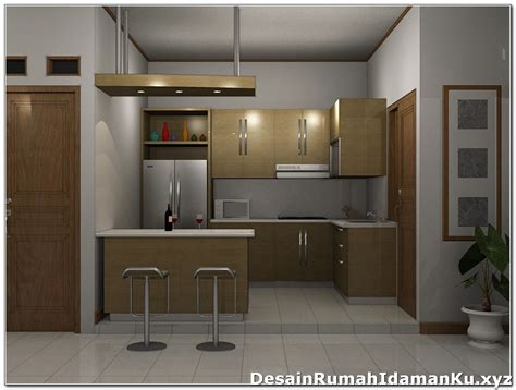 desain dapur kecil multifungsi desain dapur kecil murah desain rumah minimalis