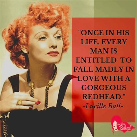 facts about redheads in bed 12 reasons why every redhead should love lucille ball