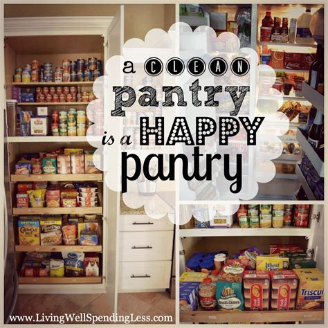 pantry organizing organize your pantry day 2 living well spending less 174
