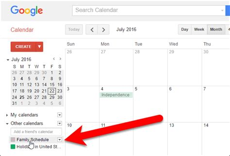Shared Calendar How To A Calendar With Other