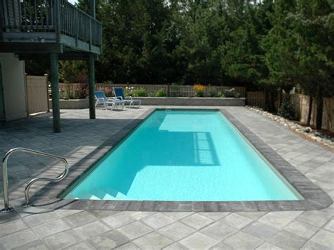 square pools pool shapes features design options