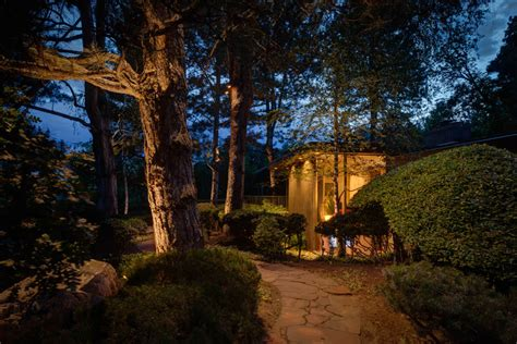 Landscape Lighting Utah Downlighting Vs Uplighting When Do You Need Each In Your Landscape