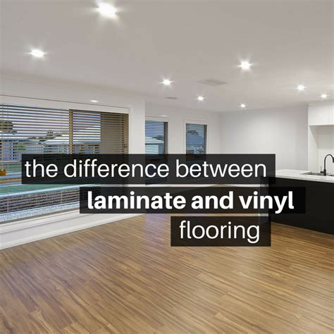 Difference Between Hardwood And Laminate Flooring Difference Between Vinyl And Laminate Flooring Home Flooring Ideas
