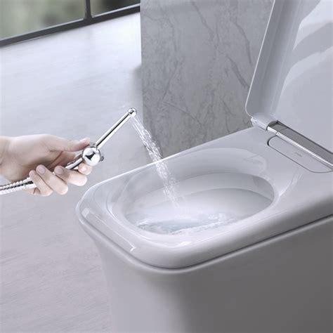 bidet shower installation kcasa held bidet shower toilet seat cleaning bidet