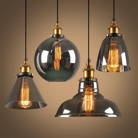 smokey glass pendant light style smoky grey e27 pendant lights glass l